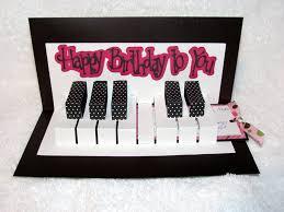 live for scrappin u0027 piano birthday card