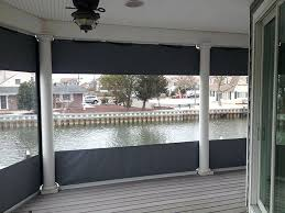 Bamboo Blinds For Porch by Awnings For Patios And Decks Apartments Outstanding Patio Awning