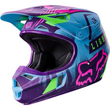no fear motocross helmet fox racing 2016 youth v1 vicious se helmet blue available at