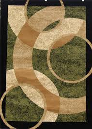 Green And Brown Area Rugs Modern Area Rugs Green
