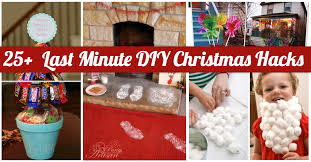 25 last minute diy christmas hacks u2013 cute diy projects