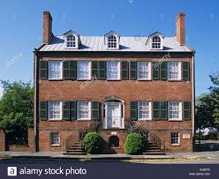federal style house isaiah davenport house built 1815 20 federal