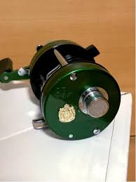 abu 2500c ambassador2500ci green custom beautiful goods ambassadeur abu