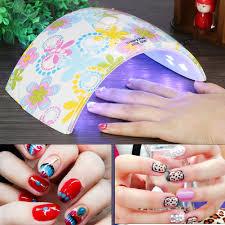 36w sun professional led uv nail lamp led nail light nail dryer uv