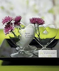 Miniature Flower Vases Vintage Creamer Assortment Favor Flower Vase Set 4 Assorted Vases