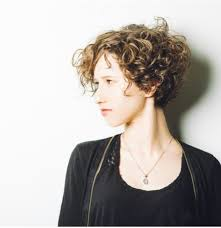 curly and short haircut showing back what i don t want my hair to look like the huge wedge in back