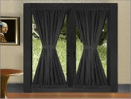 Blackout French Door Curtains Adhesive French Door Curtains U2013 Home Interior Plans Ideas French
