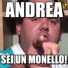 Meme Andrea - andrea mic7monella meme on memegen