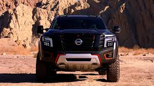 nissan titan camper the nissan titan warrior concept could open a new off road segment