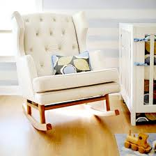 Upholstered Rocking Chair For Nursery Upholstered Rocking Chair For Nursery Plushemisphere
