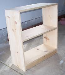 Woodworking Plans And Simple Project by How To Build Small Bookshelf Plans Pdf Woodworking Plans Small