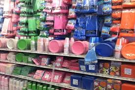 party supply stores the dollar store the practical the deals and the items