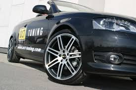 2009 audi a4 tuning o ct tuning spiffs up the audi a4 2 0 tdi and a3 1 8tfsi convertible