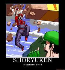 Hadouken Meme - mariouken shoryuken hadouken know your meme