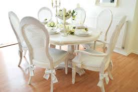 shabby chic round dining table shabby chic dining room shabby chic round dining table and 4 chairs