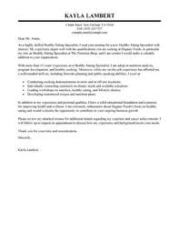 dietitian cover letter leading wellness cover letter exles resources