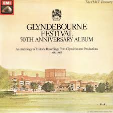 50th anniversary photo album glyndebourne festival 50th anniversary album vinyl lp album