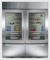 Double Glass Door by Best 25 Glass Door Refrigerator Ideas On Pinterest Dish Storage