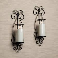 Joselyn Candle Wall Sconce Sconce Candle Holders U0026 Candles Hayneedle
