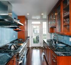 Design Ideas For Small Galley Kitchens by Galley Kitchen Design Ideas That Excel