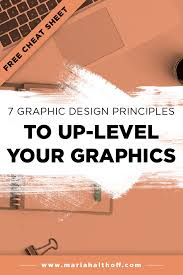 design expert 7 user manual 7 graphic design principles to up level your graphics mariah