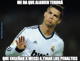 Memes De Messi - pellegrini y messi presas de los memes