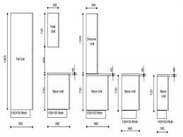 kitchen cabinets dimensions interior design