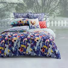 emery duvet cover set by kas at queenb