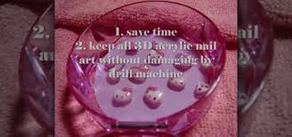 how to remove 3d acrylic nail art without a drill machine nails