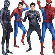 Skin Suit Halloween Costume Buy Wholesale Skin Suit Spiderman China Skin Suit
