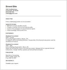 accounting resume templates resume template and professional resume
