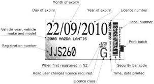 land transport motor vehicle registration and licensing