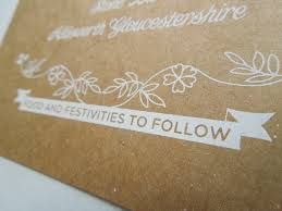 where to print wedding invitations screen printed wedding invitations the press