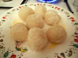 cuisine de perle recette de perles de coco par notre amour de cuisine