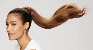 Indian Remy Human Hair Clip In Extensions by Clip In Ponytail Hair Extensions Perfect Locks