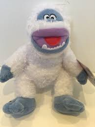 rudolph red nosed reindeer bumble abominable snowman plush
