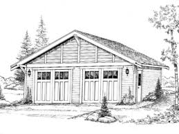 Garage Blueprint Bungalow House Plans Bungalow Company