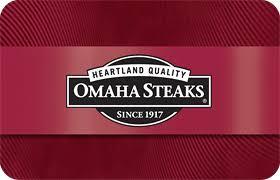 omaha steaks gift card omaha steaks burgers franks review giveaway