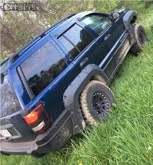 racing jeep cherokee 2003 jeep grand cherokee american racing atx ax195 rough country