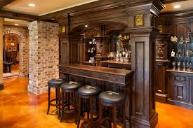 Building A Liquor Cabinet Cool Liquor Cabinet Furniture In Home Bar Traditional With Home