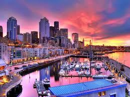 Seattle Tourist Map by The Hotel 38 A Guide To Essential Seattle Area Hotels