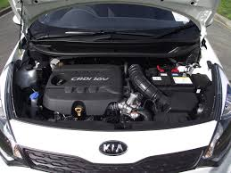 kia rio 1 4l diesel manual isg review kia news blog