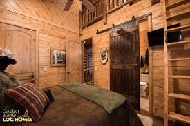 log cabin floor plans with 2 bedrooms and loft
