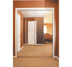 Mirror Closet Doors Engrossing Bedroom Closet Doors Replacement Roselawnlutheran