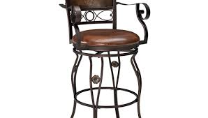 powell kitchen island bar high metal bar stools delicate metal stools with backs
