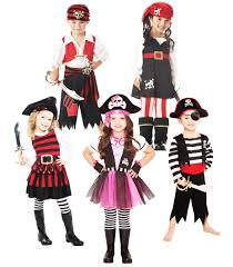 Halloween Boys Costumes Toddler Pirates Age 3 6 Fancy Dress Kids Halloween Boys Girls