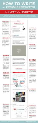 best newsletter design best 25 newsletter design ideas on newsletter layout