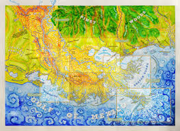 United States Mississippi River Map by Baton Rouge To Venice Lower Mississippi River River Gator