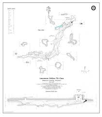 County Map Of Missouri Cave Maps Missouri Speleological Survey