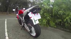 2010 honda cbr 600 for sale 2012 honda cbr600rr with toce exhaust youtube
